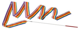 GoKi Regenbogen Gymnastikband