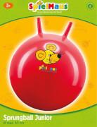 SpielMaus Outdoor Sprungball Junior, #45-50cm, farblich sortiert, ab 3 Jahren (nicht frei wählbar)