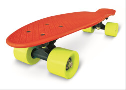 Streetsurfing Fizz Board red / yellow