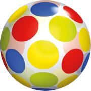 TOGU Buntball Point transparent 9 Zoll