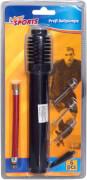 New Sports Ballpumpe mit verschiedenen Nadeln, Länge ca. 19 cm, 6-teilig, ca. 23,5x10,5x3 cm, ab 5 Jahren