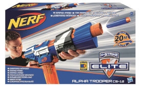 Nerf N-Strike Elite N-Strike Elite Alpha Trooper