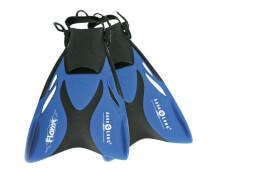 Aqua Lung Schwimmflossen Flame Größe 27 - 32 blaumetallic