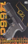 25er Pistole P99, 21 cm, Tester