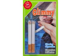 Glühende Zigarette
