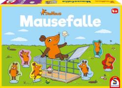 Schmidt Spiele 40550 Die Maus, Mausefalle, ab 6 Jahre