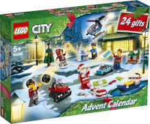 LEGO® City 60268 LEGO® City Adventskalender