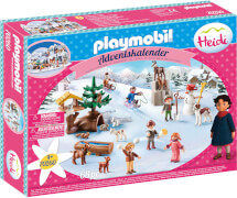 PLAYMOBIL 70260 Adventskalender ''Heidis Winterwelt''