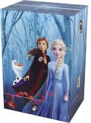 Die Eiskönigin 2 - Frozen 2© DISNEY - Große Friseurin Musikschmuckdose - Spieluhr