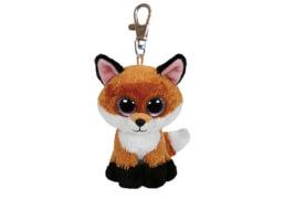 TY Key Clip Fuchs Slick (Beanie Boo's), Plüsch, ca. 5x5x10 cm