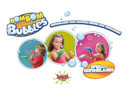 BomBomBubbles Single - Seifenblasen zum anfassen