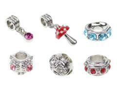 Beauty beads Metallornamente